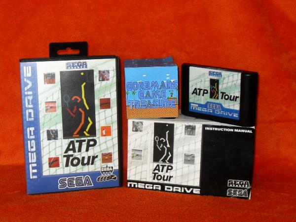 Sega Atp Tour Ost